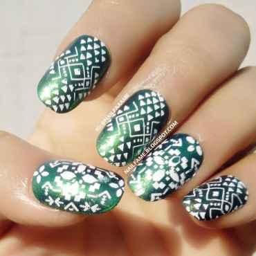 BORN PRETTY STORE STAMPING AND REVIEW