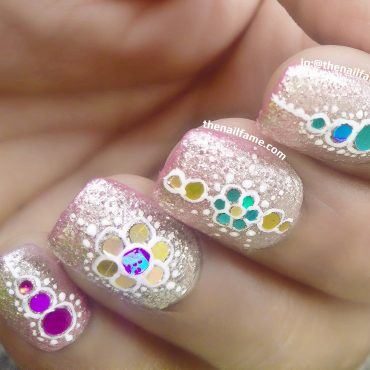 PARTY|GLAM|GLITTER NAILS